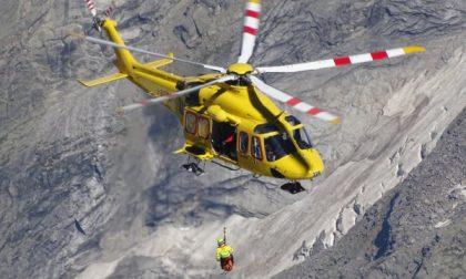 Salvati quattro alpinisti sul Gran Paradiso