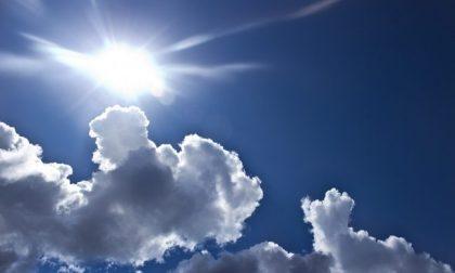 Caldo record, raffiche di vento ma da domani irruzione artica