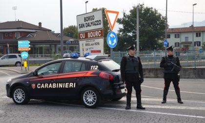 Borgo San Dalmazzo: persona arrestata per resistenza a pubblico ufficiale