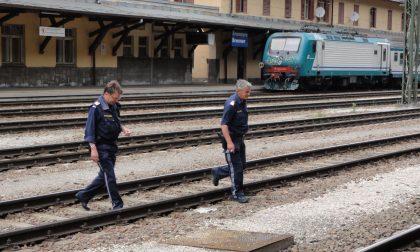 Controlli nelle stazioni da parte della Polizia Ferroviaria