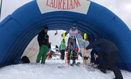 Bielmonte: anche atleti giapponesi per i due slalom speciali Fis – FOTO