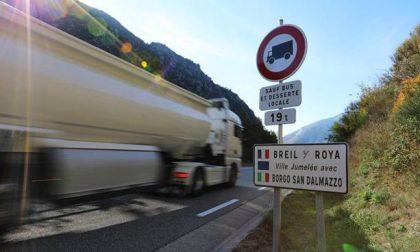 """Blocco Tir in Valle Roya ormai da oltre un anno. """"Basta!"""""""