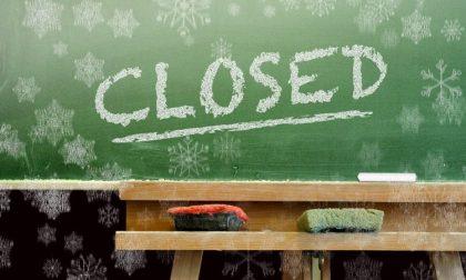 Scuole chiuse per neve: l'elenco dei comuni in Piemonte