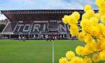 Il Toro festeggia la donna: allo stadio con un euro