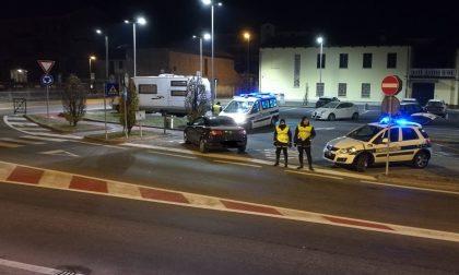 Bra, controlli notturni della Polizia municipale