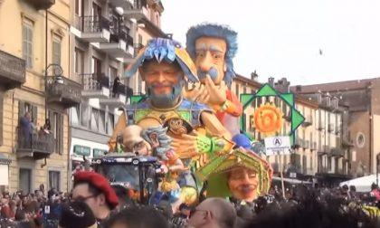 Saluzzo: una delle più belle sfilate carnevalesche del Piemonte
