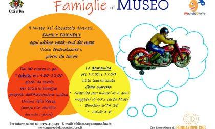 """Il Museo del Giocattolo di Bra diventa """"family friendly"""""""