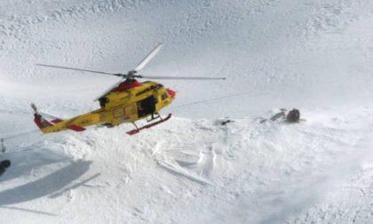 Tragedia in montagna: alpinista morto tra la Val di Susa e la Valle di Viù