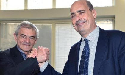 Zingaretti dedica la sua prima uscita al Piemonte e alla TAV
