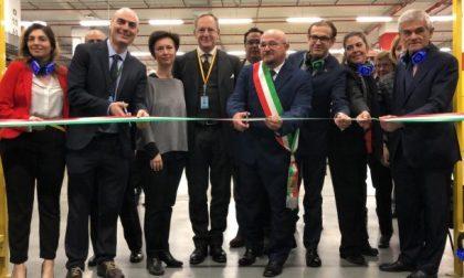 Inaugurato il nuovo polo logistico Amazon a Torrazza VIDEO