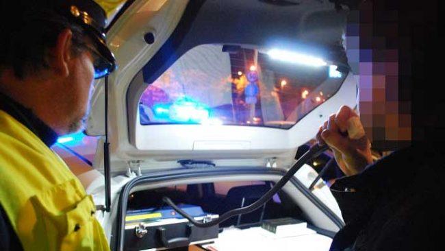 Guida in stato di ebbrezza: un automobilista denunciato a Bra