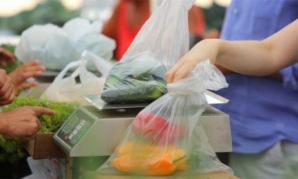 Le buste non erano biodegradabili: multa da 300 mila euro