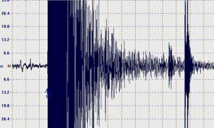 Scossa di terremoto oggi in Piemonte