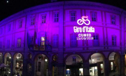 Cuneo: la città si tinge di rosa per il Giro d'Italia