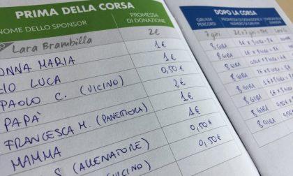 """L'8 maggio torna anche nelle scuole del Piemonte la """"Corsa contro la Fame"""""""