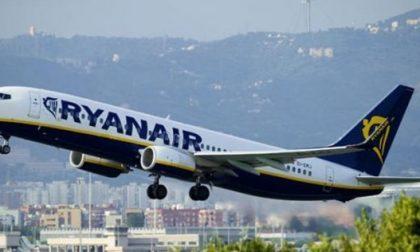 Atterraggio d'emergenza a Caselle di un volo Ryanair