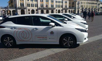 A Bra arriva la prima auto elettrica