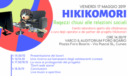 """A Cuneo parte il progetto """"Hikikomori, adolescenti chiusi alle relazioni reali"""""""