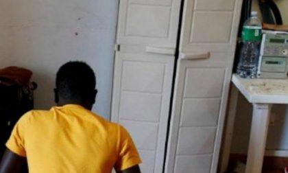 Migrante viaggia in un container dall'Africa al Piemonte