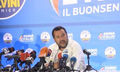 """Salvini: """"Con l'Europa ci parlo io. Avanti su Tav, flat tax e autonomie"""""""