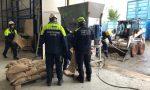 La Protezione civile piemontese in soccorso al Modenese FOTO