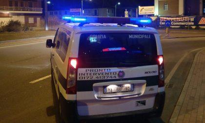 Bra: sequestrate due auto