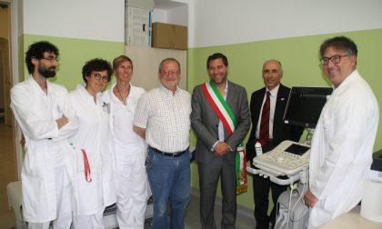 """Dalla """"Fondazione Sordella"""" un ecografo alla Riabilitazione di Fossano"""