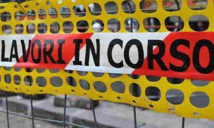 Bernezzo, Provinciale chiusa per lavori alla rotatoria di Caraglio