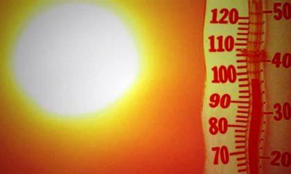 Weekend con fiammata africana e picchi di 40 gradi