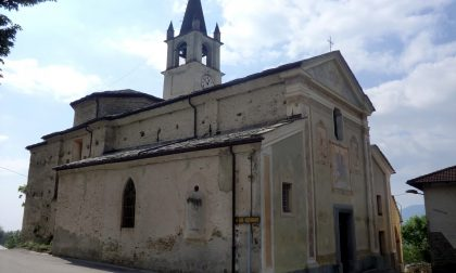 Addio a don Giuseppe, parroco di Roccabruna