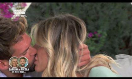 Temptation Island, torna insieme la coppia cuneese Sabrina e Nicola