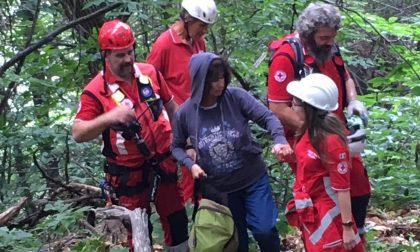 Croce Rossa e Vigili del Fuoco, prove di intervento
