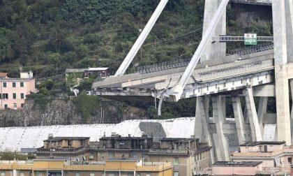 Ponte Morandi, nel primo anniversario bandiere a mezz'asta a Palazzo Lascaris