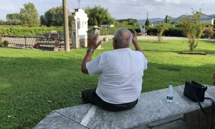 Miracolo al Santuario: «Ho visto la Madonna»