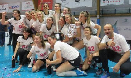 Libellula Volley, finita la festa pronte alla nuova sfida in B2