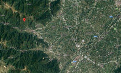 Scossa di terremoto poco fa di magnitudo 2.3 vicino a Cuneo