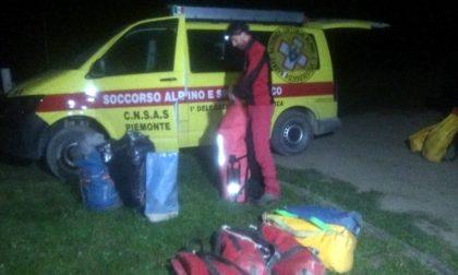 Salvato lo speleologo caduto a 300 metri di profondità in grotta