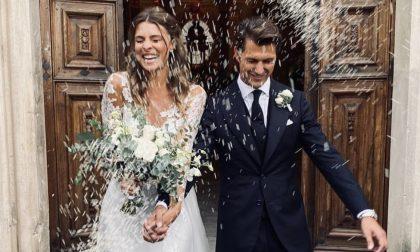 Cristina Chiabotto e il suo matrimonio da favola a Venaria LE FOTO