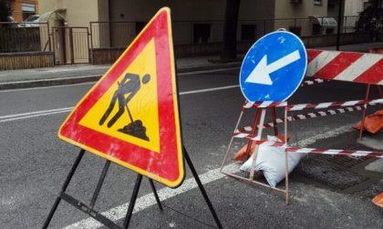 Cantiere Cuneo-Caraglio, i lavori slittano a causa di un fulmine