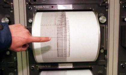 Sisma di magnitudo 3,1 in provincia di Imperia