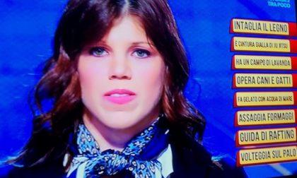 Eleonora Passadore, la passione per il formaggio la porta da Busca in televisione