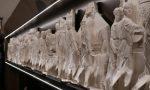 L'antico fregio restaurato torna al suo splendore a Racconigi