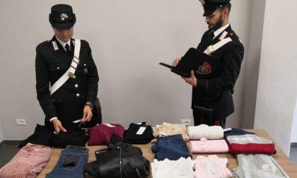 Rubavano abbigliamento, due donne denunciate e merce restituita