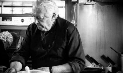 Morto lo chef Paolo Vai, era uno dei cuochi preferiti degli Agnelli