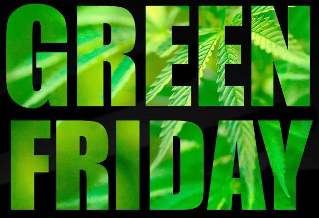 Risultati immagini per green friday
