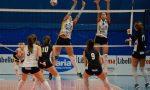 Libellula Volley tiene testa alla capolista PSA Olympia Genova e conquista un punto