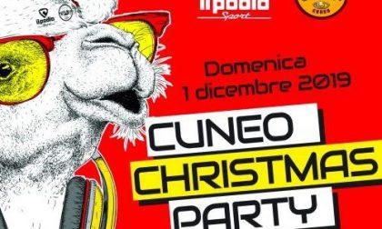 """Domenica è già Natale con il """"Cuneo Christmas Party"""""""