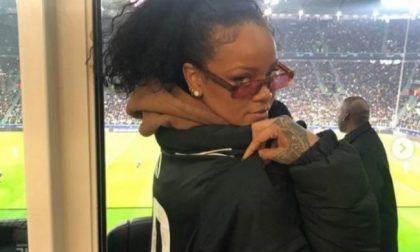 Juventus Atletico Madrid, allo Stadium anche Rihanna