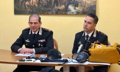 "Faceva il ""palo"" ma i carabinieri lo arrestano"
