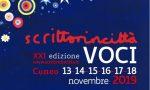 Scrittori in città, a Cuneo arrivano le Voci della cultura